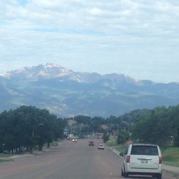 Pikes Peak, Colorado Springs, CO
